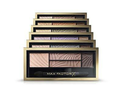 New Max Factor Smokey Eye Drama Kit 2-In-1Eye Shadow And Brow Powder