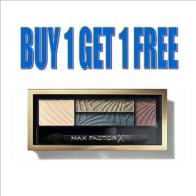 Max Factor Smokey Eye Drama Kit 2-In-1Eye Shadow And Brow Powder Buy 1 Get 1 Fre