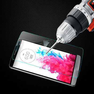 For LG G2 G3 G4 HD Premium Ultra Slim Tempered Glass Screen Protector Film Hot