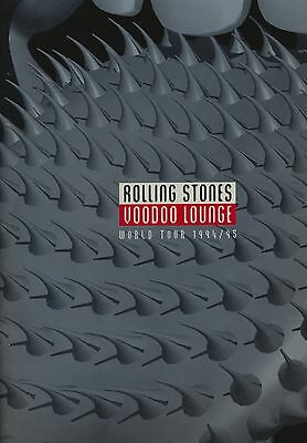 THE ROLLING STONES Voodoo Lounge 1994-5 Tour programme JAPANESE c6.692