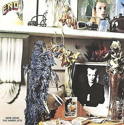 Brian Eno - Here Come The Warm Jets New Cd