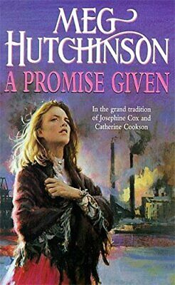 A Promise Given by Hutchinson, Meg Paperback Book The Cheap Fast Free Post
