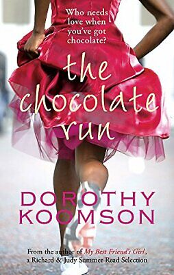 The Chocolate Run by Dorothy Koomson Paperback Book The Cheap Fast Free Post
