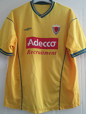 Bohemian FC 2001-2002 Away Football Shirt Adult Extra Large Approx /39524