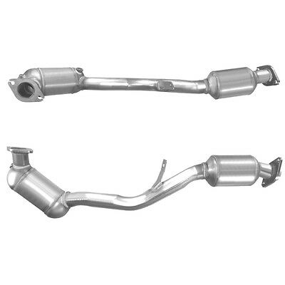 SUBARU FORESTER Catalytic Converter Exhaust Inc Fitting Kit 91070 2.0 9/1997-2/2