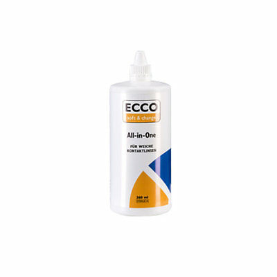 1 x 360ml ECCO soft & change All-in-One