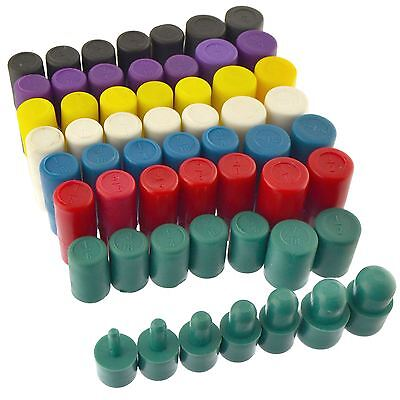 49pc Vacuum Hose Plugs And Caps Blanking Cap Bung Plug 49pc 3mm – 12.5mm