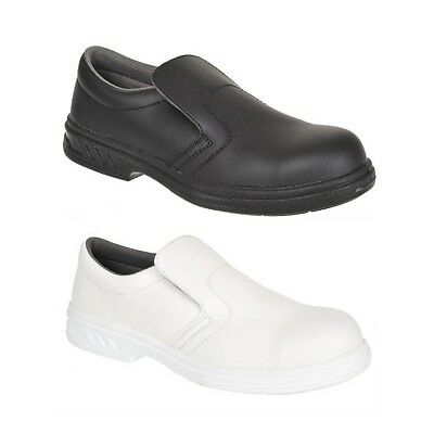 Slip On Safety Shoe With Anti Slip Resistant for Catering Kitchen Hospital