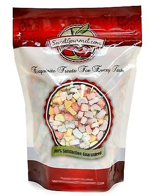 SweetGourmet Assorted Dehydrated Marshmallow Bits, Charms - 6oz FREE SHIPPING!