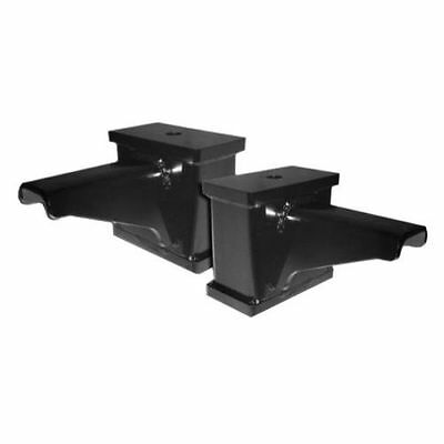 "Icon 196276 6"" Rear Body Lift Block Kit for 2008-2015 Ford F250 F350"