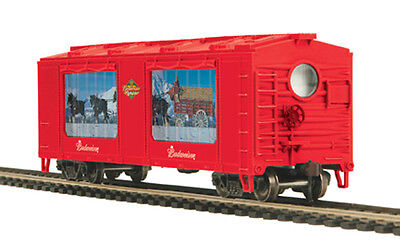 New Ho Mth 81-99002 Operating Action Clydesdale Budweiser Car Free 1St Cls S&h
