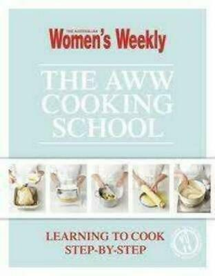 The Cooking School by Australian Women's Weekly Paperback Book