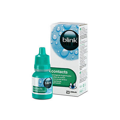 1 x 10ml AMO blink contacts
