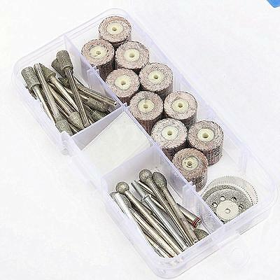 38Pcs Assorted Sanding Grinding Polishing Rotary Tool Accessory Kit For Dremel