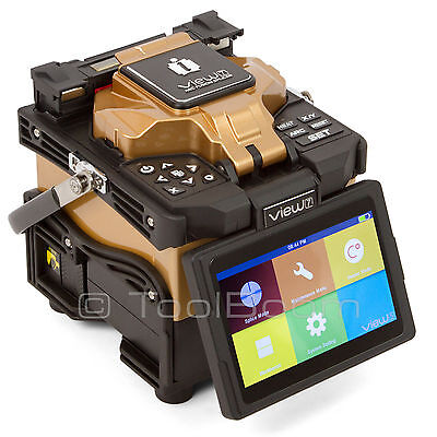New INNO View 7 Fiber Optic Fusion Splicer for SM, MM, DS, NZDS