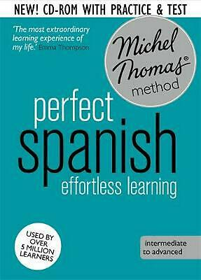 Perfect Spanish Intermediate Course: Learn Spanish with the by Michel Thomas Com