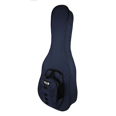 ENO Method Guitar Case Padded Outdoor Music Camping Carry Harness Midnight Blue