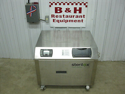 Sterilox 2300 Grocery Store Supermarket Produce Fresh Onsite Generator System