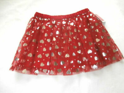 Toddler Girls Tulle Skirt - You Choose - Ruffled - Three Tiered - Valentine Day