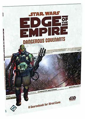 Star Wars: Edge of the Empire RPG: Dangerous Covenants Sourcebook