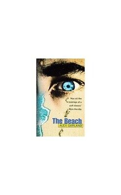 The Beach, Garland, Alex Paperback Book The Cheap Fast Free Post