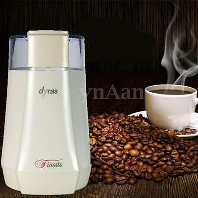 Stainless Steel Blades Electric Coffee Beans Nuts Grinder Maker Grinding Machine