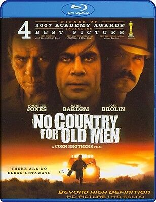No Country for Old Men (2013, Blu-ray NEW)