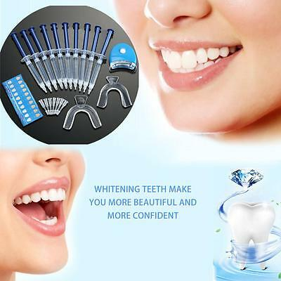 Home Teeth Whitening Kit Strong Bleaching Tooth Dental Gel - Professional K3F5