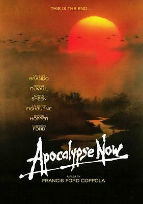 Reproduction Movie Poster - Apocalypse Now