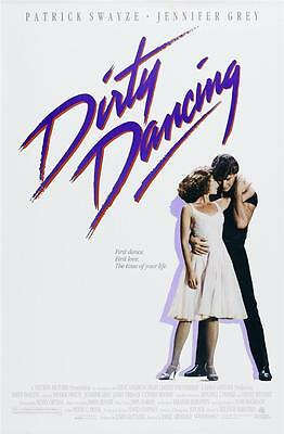 Reproduction Movie Poster - Dirty Dancing
