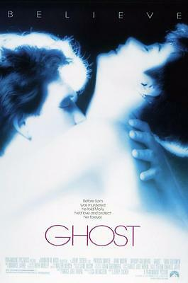 Reproduction Movie Poster - Ghost