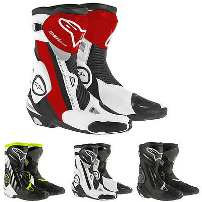 Alpinestars SMX Plus Motorcycle Motorbike Sports Race Boots | All Colours