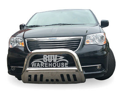 Wynntech Black Bull Bar Front Bumper Guard Protector For LEXUS RX350 2004-2009