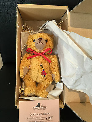 Clemens Germany Bear Ashton Drake Bruno Brummig Dolls & Bears