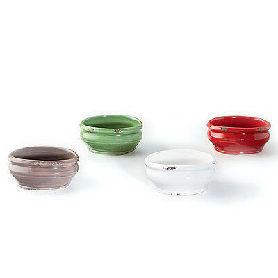 Thompson and Elm Biltmore Inspirations Vineyard Accent Bowl Set of 4