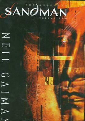 Absolute Sandman: Vol 02 by Neil Gaiman (English) Hardcover Book Free Shipping!