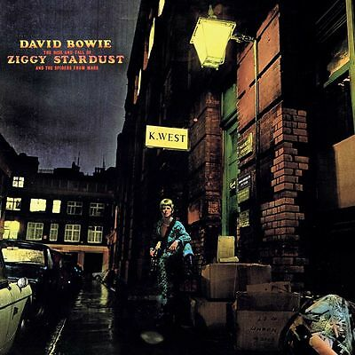David Bowie RISE & FALL OF ZIGGY STARDUST 180g REMASTERED New Vinyl LP