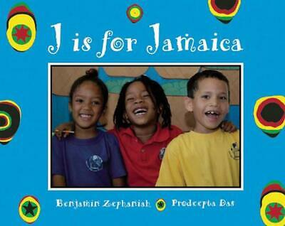 J is for Jamaica by Benjamin Zephaniah (English) Paperback Book Free Shipping!