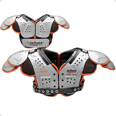 NEW Schutt Varsity XV HD Adult Shoulder Pads All Sizes / All Positions