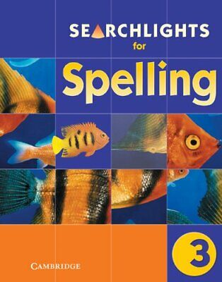 Searchlights for Spelling Year 3 Pupil's Book by Corbett, Pie Paperback Book The