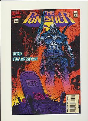 Punisher  #101 (Marvel 1987 2nd Series)! LOW PRINT RUN! SHARP COPIES! SEE SCANS!