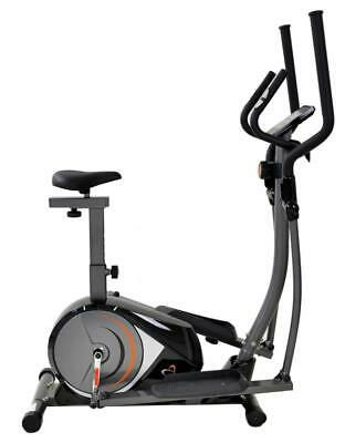 V-fit MMCE-1 Manual Magnetic 2-in-1 Cycle Cross Trainer r.r.p £365