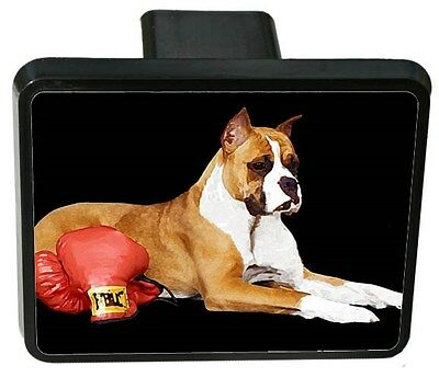 Boxer Trailer Hitch Cover