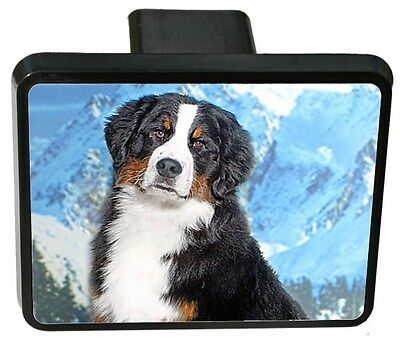 Bernese Mountain Dog Trailer Hitch Cover