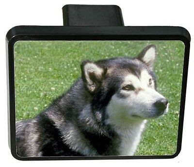 Alaskan Malamute Trailer Hitch Cover