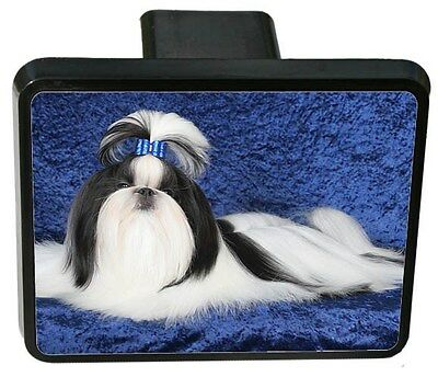 Shih Tzu Trailer Hitch Cover