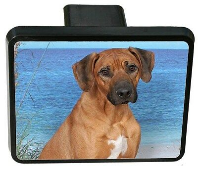 Rhodesian Ridgeback Trailer Hitch Cover