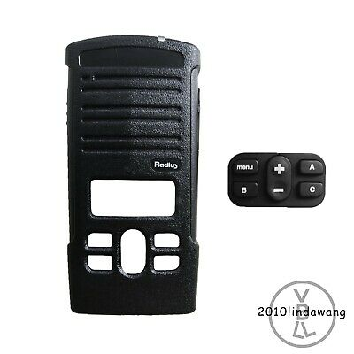 Replacement Repair case Housing for Motorola RDU4160D A12 display Portable Radio
