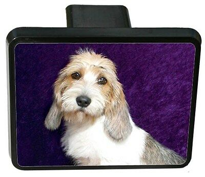 Petit Basset Griffon Vendeen Trailer Hitch Cover