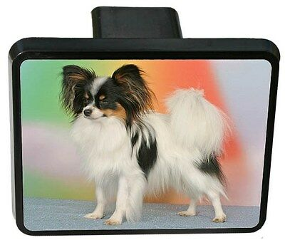 Papillon Trailer Hitch Cover
